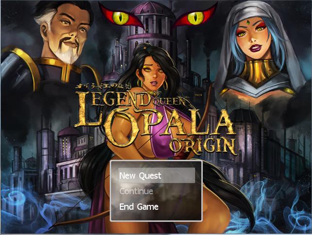 Legend of Queen Opala - Origin SweGabe