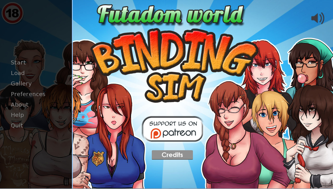 Futadom World pc game