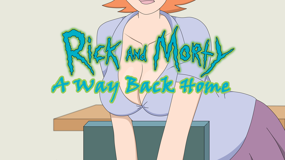 Rick And Morty porn game