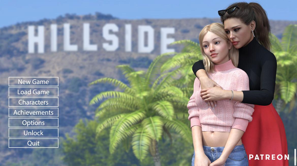 Hillside by DarkBlue