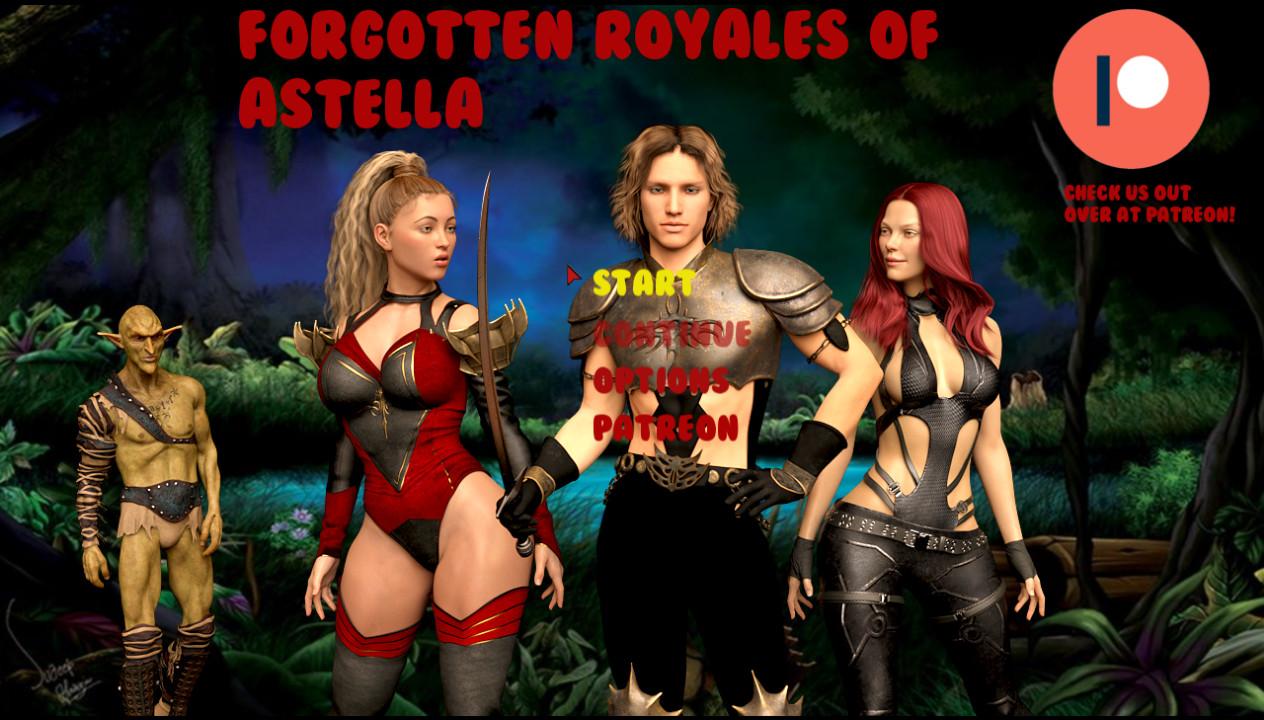 Forgotten Royals of Astella