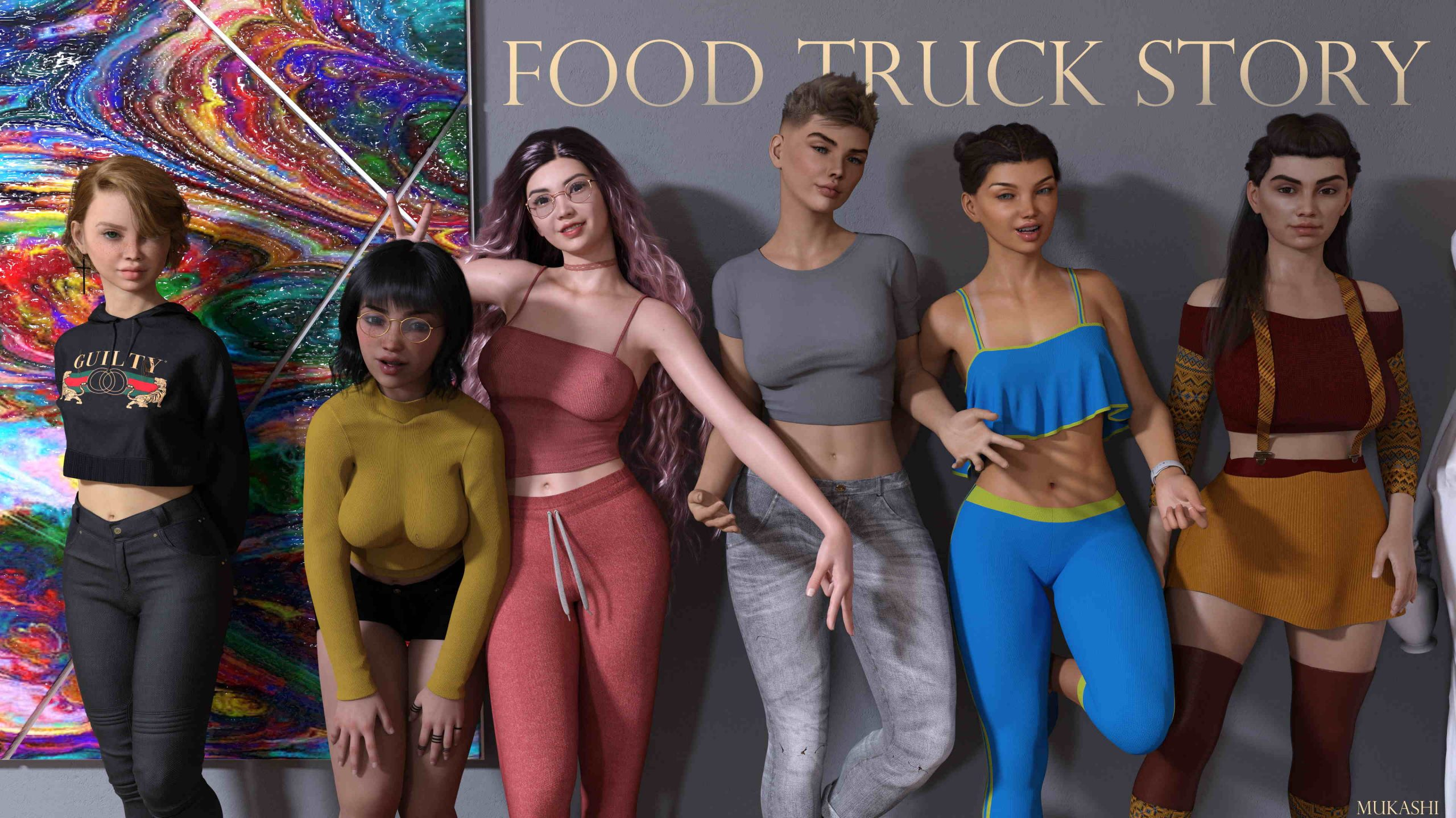 Food Truck Story